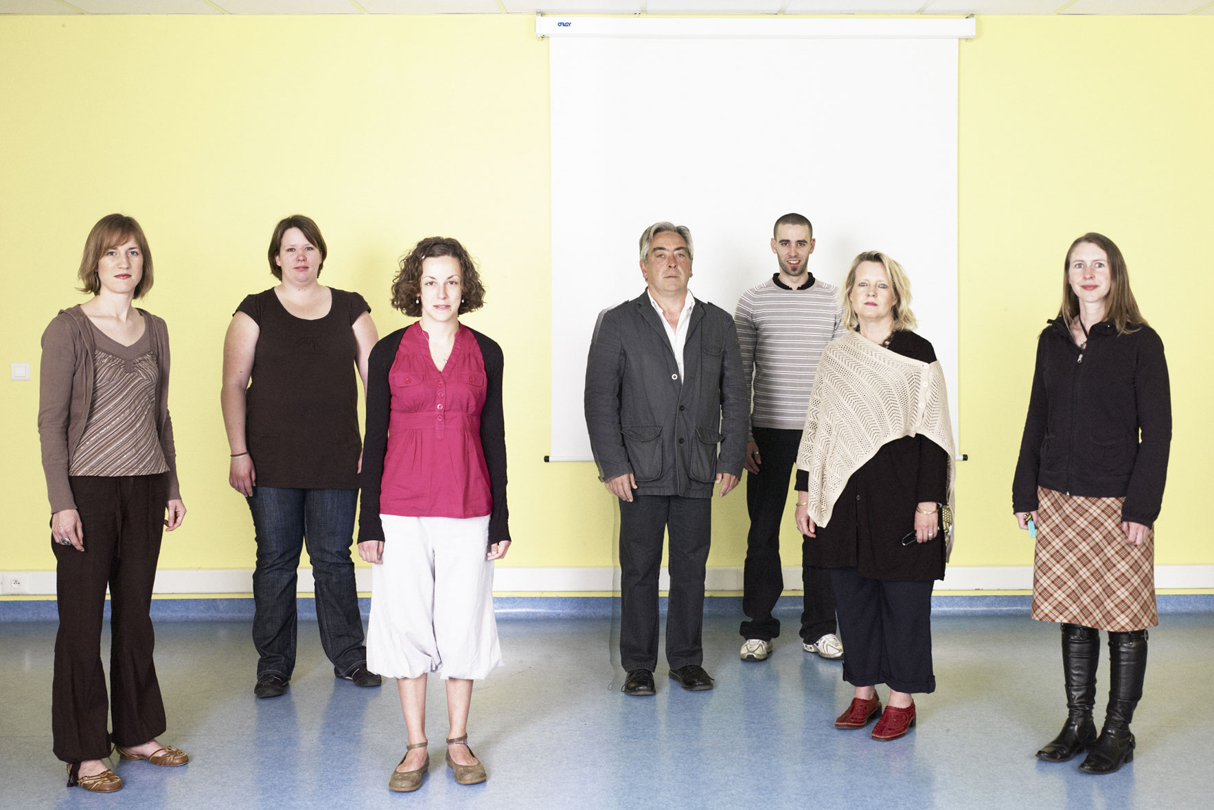 Résidence Centre d'art GWINZEGAL . Centre hospitalier Saint Jean de Dieu . DINAN.