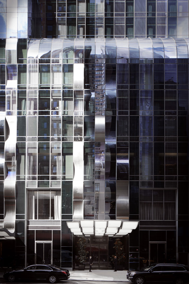 Park Hyatt New-York AD : Robert Louey, Regina Rubino AB : Lisa Sofarelli