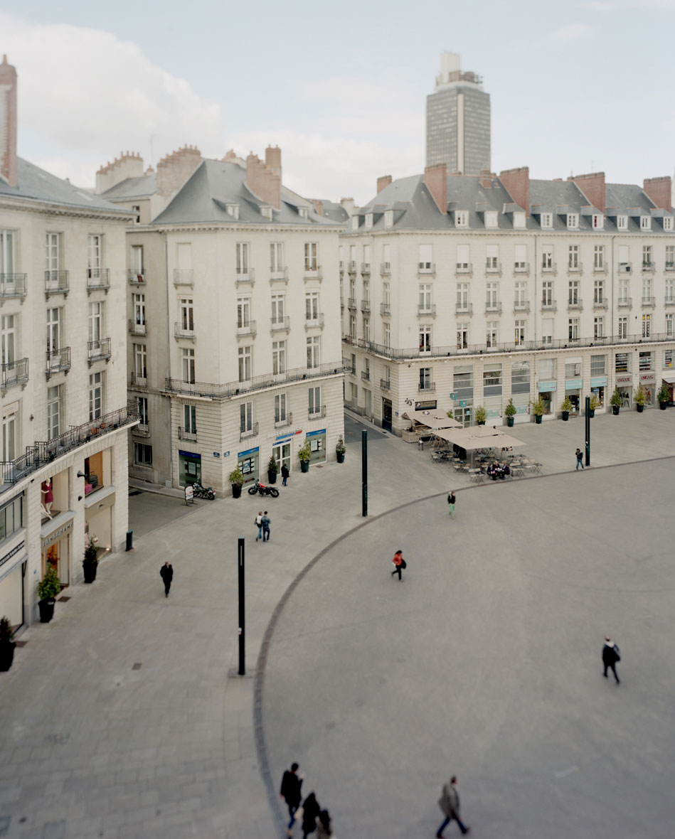Le Voyage à Nantes Direction des Affaires Culturelles, Nantes