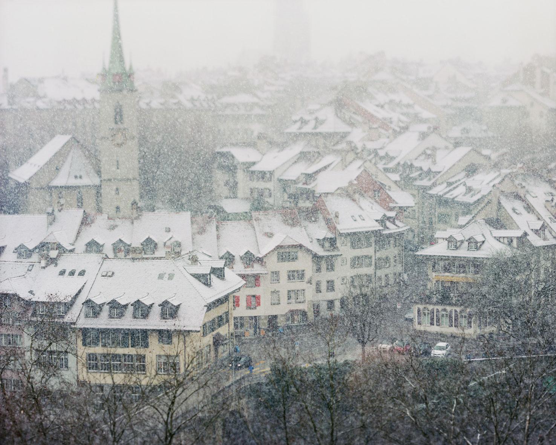 Paysages Urbains à Bern Fondation Hermès